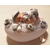 80B-au coeur des arts - Veilleuse galet lumineux bebe garcon