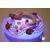84B-au coeur des arts-Veilleuse grand galet lumineux bebe fille