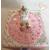 37G-au coeur des arts-tirelire bebe fille licorne