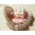 2-au coeur des arts-Veilleuse couffin lumineux bebe fille