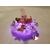 91D-au coeur des arts-Veilleuse galet lumineux bebe fille fee clochette