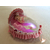 10B-au coeur des arts-Veilleuse couffin lumineux bebe fille sirene