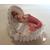 11B-au coeur des arts-Veilleuse couffin lumineux bebe fille sirene