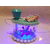 1F-au coeur des arts-Veilleuse Aquarium lumineux bebe garçon