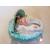 12B-au coeur des arts-Veilleuse couffin lumineux bebe sirene fille