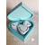 50-Boîte de naissance bébé fille - au coeur des arts