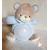 1F-au coeur des arts-Veilleuse enfant ours en peluche
