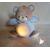 1H-au coeur des arts-Veilleuse enfant ours en peluche
