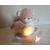 3B-au coeur des arts-Veilleuse enfant ours en peluche