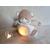 3C-au coeur des arts-Veilleuse enfant ours en peluche