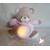 2-au coeur des arts-Veilleuse enfant ours en peluche