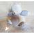 4C-au coeur des arts-Veilleuse enfant ours en peluche