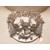 3B-au coeur des arts- Arche de noël - Veilleuse lampe lumineuse sur socle en bois bebe fille