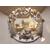 3-au coeur des arts- Arche de noël - Veilleuse lampe lumineuse sur socle en bois bebe fille