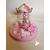 118B-au coeur des arts-Carrousel Veilleuse lampe lumineuse musicale bebe fille