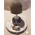 111-au coeur des arts-Veilleuse lampe lumineuse sur socle en bois bebe garçon