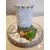 125-au coeur des arts-Veilleuse lampe lumineuse sur socle en bois bebe garçon