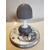 124B-au coeur des arts-Veilleuse lampe lumineuse sur socle en bois bebe garçon