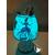 C-au coeur des arts-Veilleuse lampe lumineuse bebe fille cendrillon