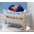30BVCV-au-coeur-des-arts- vitrine naissance veilleuse bebe et son ours