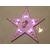 E1-au coeur des arts-etoile lumineuse plaque de porte fille