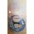 1B-au coeur des arts-Veilleuse lampe 3D sur socle en bois reine des neiges