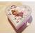 62B-Boite de naissance bébé fille fee clochette - au coeur des arts