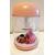 19-Veilleuse Humidificateur lumineux bébé fille- au coeur des arts