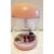 21B-Veilleuse Humidificateur lumineux bébé fille- au coeur des arts