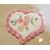 4CC-Cadre coeur -Plaque de porte coeur - au cœur des arts