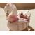 4CV-au coeur des arts-Veilleuse cygne bebe fille