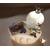 10CV-Veilleuse en forme de cygne bébé garçon - au cœur des arts