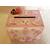 U38B-au coeur des arts- urne bapteme bebe fille