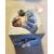 T68-au coeur des arts-tirelire bebe fille