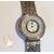 Montre couleur argent cristal swarovski - au coeur des arts