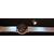 M18- Montre fantaisie cadran tournan rosace