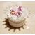 CD1B-au-coeur-des-arts-couronne boîte à dragées bebe fille fimo