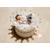 CD5B-au-coeur-des-arts-couronne boîte à dragées bebe fille fimo et son lapin