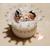 CD17-au-coeur-des-arts-couronne boîte à dragées bebe fille fimo