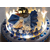 CL1B- au coeur des arts- Cloche lumineuse de  Noël  sur socle à Led