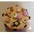 Boîte à gâteaux rose et vanille- au coeur des arts 2