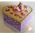 Boîte de naissance violette et vanille - au coeur des arts2