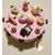 19-Boîte à gâteaux rose vanille- au coeur des arts