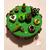 17-Boîte à gâteaux choco pistache - au coeur des arts