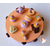 23-Boîte à gâteaux saumon et parme macarons 2- au coeur des arts
