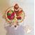 11-Sucrier framboise macaron religieuse- au coeur des arts