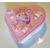 32B-Boîte de naissance rose et blanche - au coeur des arts