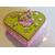 31-Boîte de naissance verte et rose - au coeur des arts
