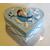34C-Boîte de naissance bleue ciel et blancle - au coeur des arts