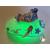 23-Veilleuse galet lumineux bébé fille marine- au coeur des arts